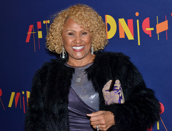 <p>Singer Darlene Love is excited for an opening night on Broadway.</p><br />(© David Gordon)
