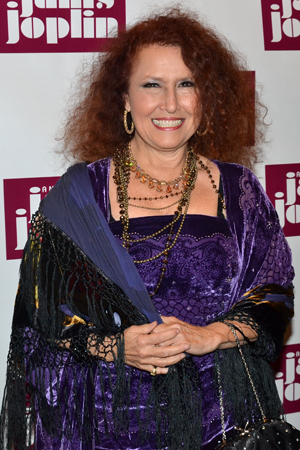 <p>Singer Melissa Manchester has already seen <em>A Night With Janis Joplin</em> multiple times.</p><br />(© David Gordon)