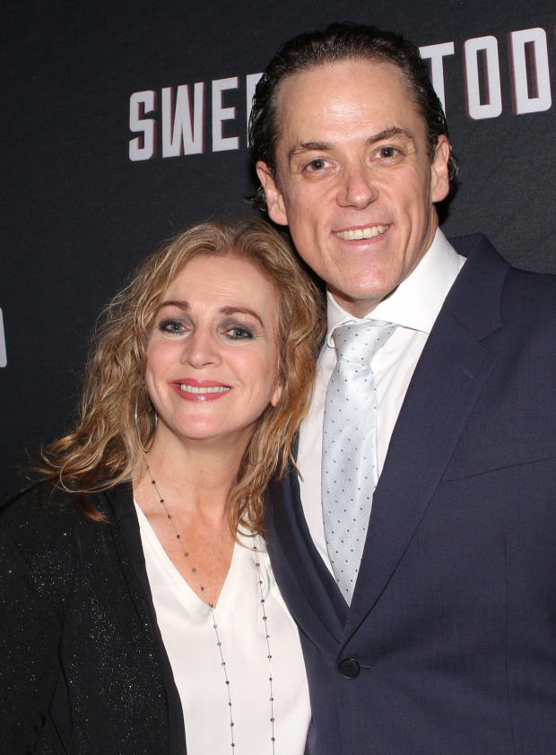 <p>Siobhán McCarthy and Jeremy Secomb head the cast of <em>Sweeney Todd</em>.</p><br />(© David Gordon)