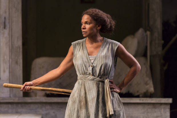 <p>Six-time Tony winner Audra McDonald plays Josie Hogan in <em>A Moon for the Misbegotten</em> at Williamstown Theatre Festival.</p><br />(© T. Charles Erickson)