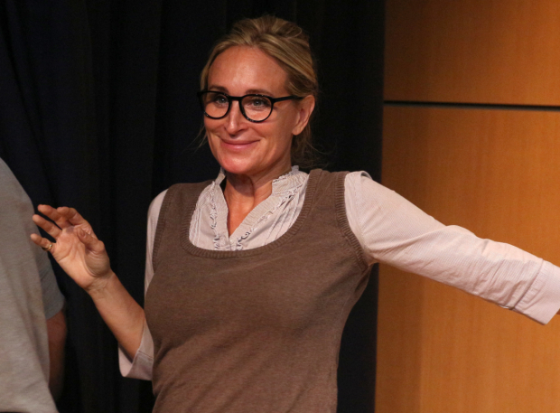 <p>Sonja Morgan is the new star of <em>Sex Tips for Straight Women From a Gay Man</em>.</p><br />(© David Gordon)