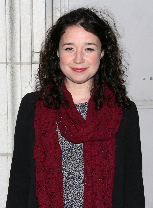 <p><em>Speech &amp&#x3B; Debate</em> star Sarah Steele made an appearance.</p><br />(© David Gordon)