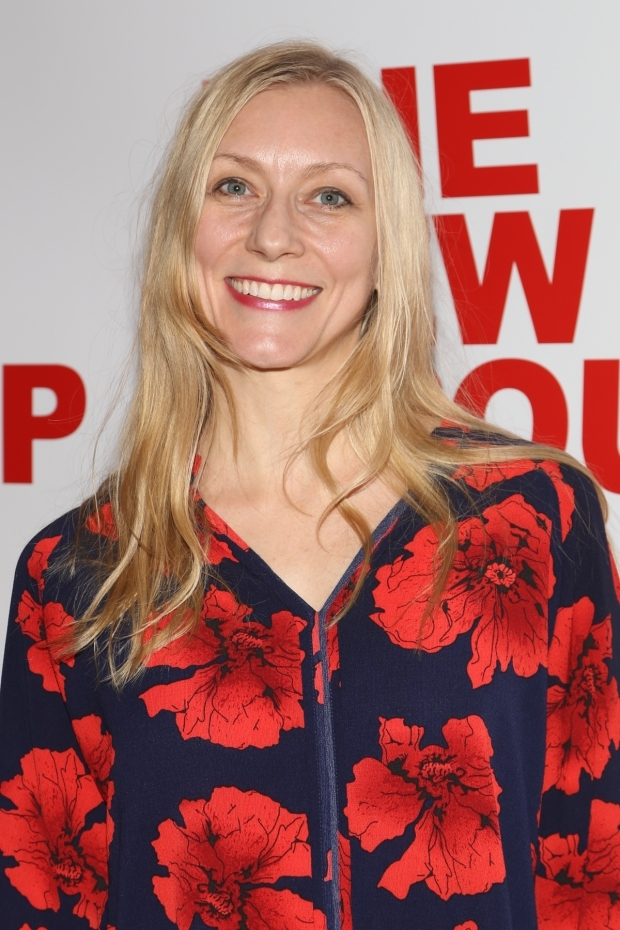 <p>Stage and screen star Tina Benko made it out for opening night.</p><br />(© Tricia Baron)