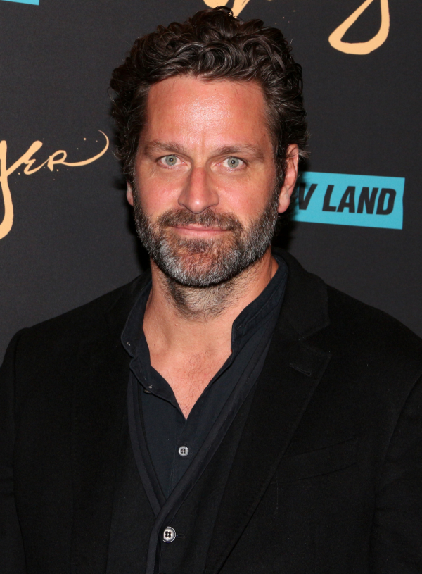 <p>Stage and screen vet Peter Hermann, one of the series&#39&#x3B; guest stars.</p><br />(© David Gordon)