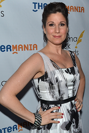 <p>Stephanie J. Block — Outstanding Featured Actress in a Musical nominee for <em>Little Miss Sunshine</em>.</p><br />(© David Gordon)