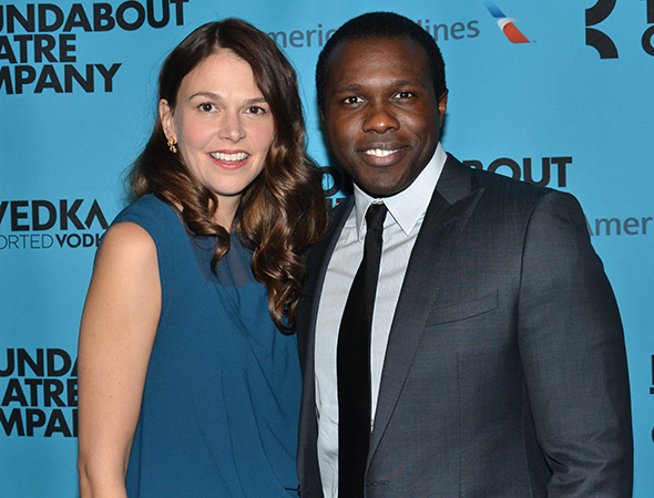 <p>Sutton Foster and Joshua Henry star opposite each other in Roundabout&#39&#x3B;s upcoming mounting of the musical <em>Violet</em>.</p><br />(© David Gordon)