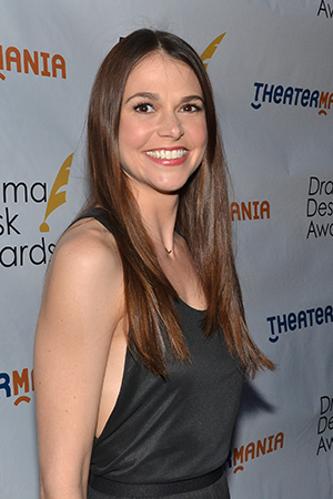 <p>Sutton Foster — Outstanding Actress in a Musical nominee for <em>Violet</em>.</p>