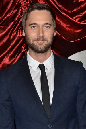 <p><em>The Blacklist</em> and <em>90210</em> star Ryan Eggold smiles for the camera.</p><br />(© David Gordon)
