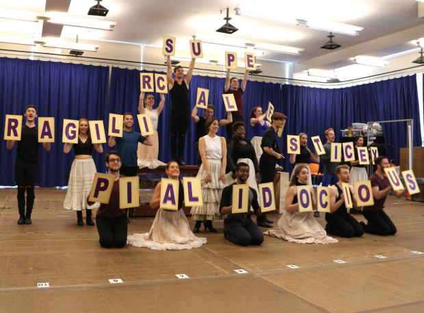 <p>The company performs &quot&#x3B;Supercalifragilisticexpialidocious.&quot&#x3B;</p><br />(&copy&#x3B; David Gordon)
