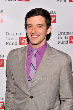 <p>The evening&#39&#x3B;s host, Michael Urie.</p><br />(© Stephen Lovekin/Getty Images)