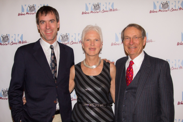 <p>The Founders Award went to W. David McCoy (right) posing here with his family.</p><br />(© Seth Walters)