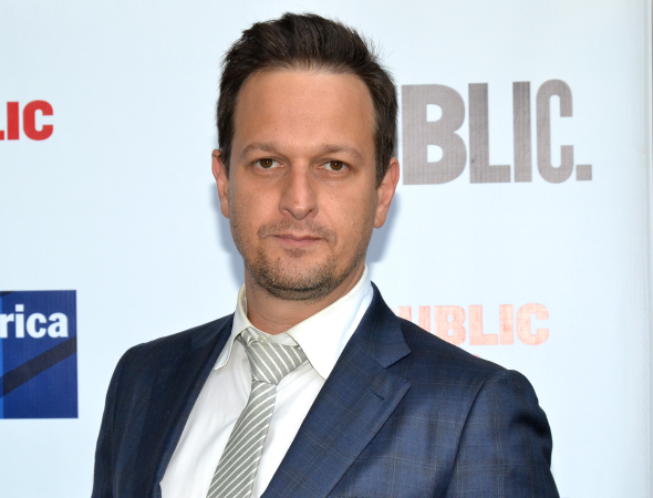 <p><em>The Good Wife</em> star Josh Charles was also on hand.</p><br />(©  David Gordon)