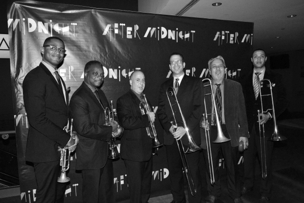 <p>The horn section!</p>