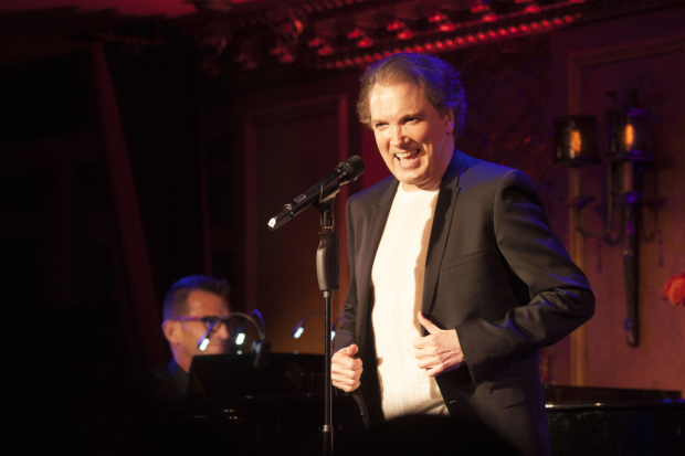 <p>The incomparable Charles Busch made an appearance.</p><br />(© Nella Vera)