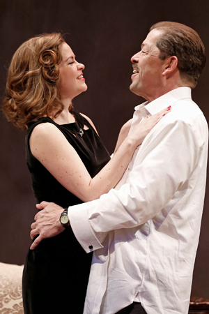 <p>The Keen Company&#39&#x3B;s revival of <em>Middle of the Night</em> runs through March 29 at The Clurman Theatre. </p><br />(© Carol Rosegg)