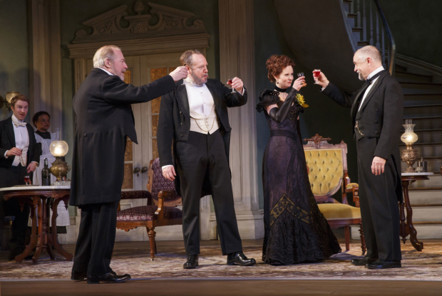 <p><em>The Little Foxes</em> opens April 19.</p><br />(© Joan Marcus)