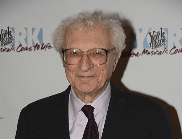 <p>The man of the hour: legendary Broadway lyricist Sheldon Harnick.</p><br />(© Nessie Nankivell)
