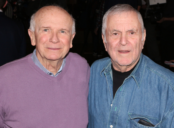 <p>The musical is a collaboration between bookwriter Terrence McNally, composer John Kander, and the late lyricist Fred Ebb.</p><br />(© David Gordon)