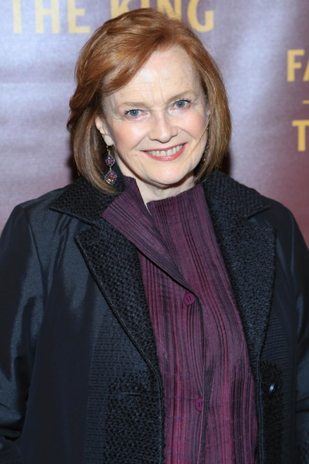 <p><em>The Parisian Woman&#39&#x3B;s</em> Blair Brown took in the show.</p><br />(© Tricia Baron)