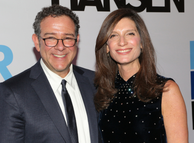 <p>The production is directed by Michael Greif and produced on Broadway by Stacey Mindich.</p><br />(© David Gordon)