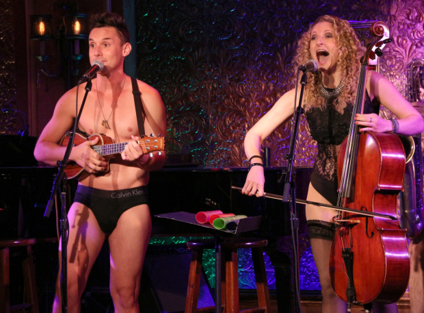 <p>The Skivvies come to Feinstein&#39&#x3B;s/54 Below July 9, 25, 31, and August 5.</p><br />(© David Gordon)