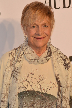 <p>Theater veteran Estelle Parsons represents <em>The Velocity of Autumn</em> as a 2014 nominee for Lead Actress in a Play.</p><br />(© David Gordon)