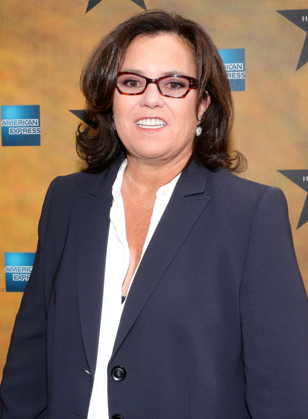 <p>This is Rosie O&#39&#x3B;Donnell&#39&#x3B;s fifth time seeing <em>Hamilton</em>.</p><br />(© David Gordon)