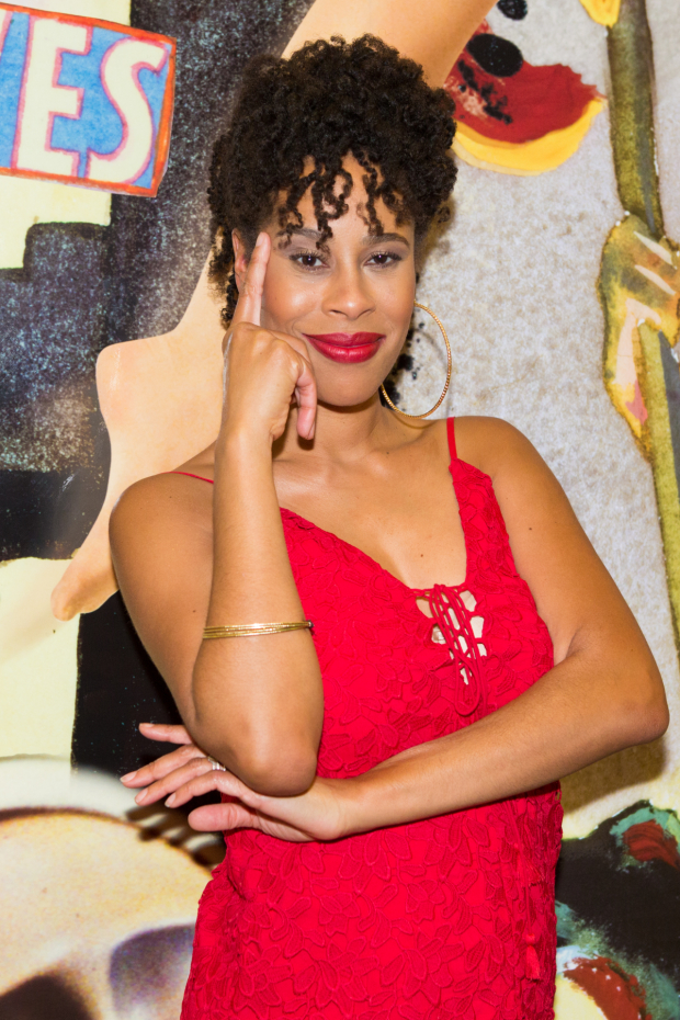 <p>This production marks the world premiere of scribe Dominique Morisseau&#39&#x3B;s play.</p><br />(© Jeremy Daniel)