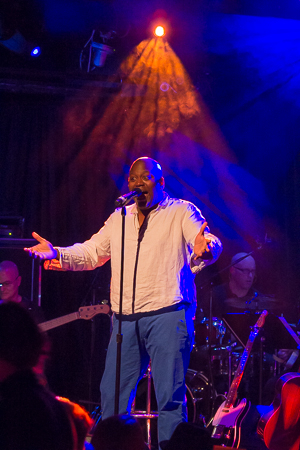 <p>Tituss Burgess brings down the house with &quot&#x3B;River Deep Mountain High.&quot&#x3B;</p><br />(© Seth Walters)