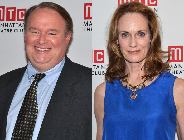 <p>Tom McGowan takes on the role of Bessie. Lisa Emery plays Eleanor.</p>