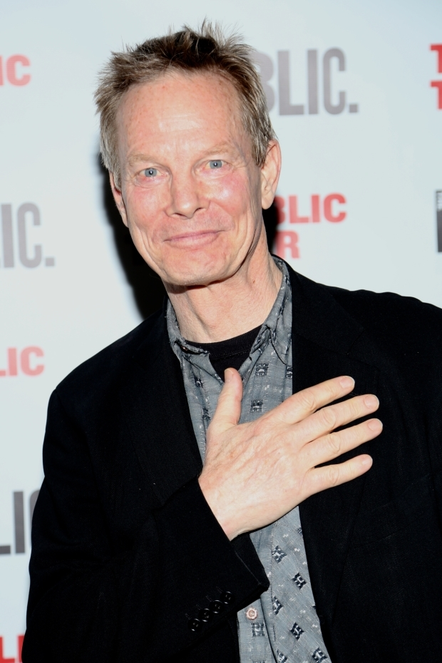 <p>Tony Award winner Bill Irwin stops for a photo.</p><br />(© Tricia Baron)
