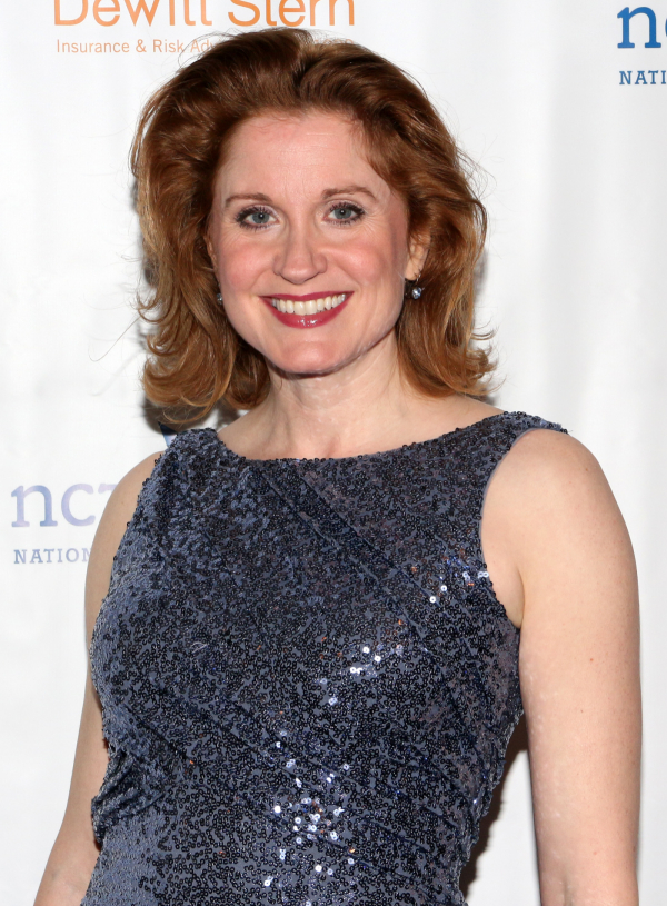 <p>Tony nominee Christiane Noll took part in the evening&#39&#x3B;s entertainment.</p><br />(© David Gordon)