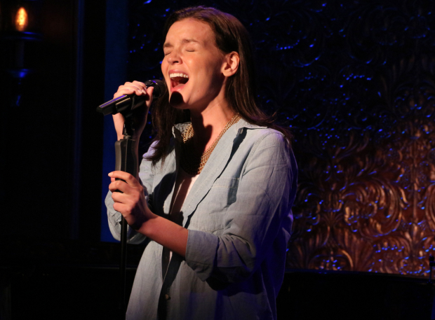 <p>Tony nominee Jennifer Damiano makes her solo show debut with concerts from July 26-30.</p><br />(© David Gordon)