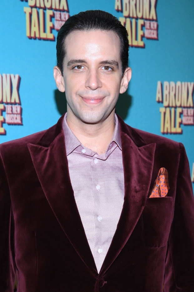 <p>Tony nominee Nick Cordero returns to Broadway as Sonny, the role originated by Chazz Palminteri.</p><br />(© Tricia Baron)