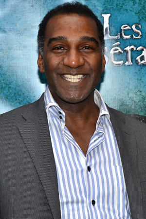 <p>Tony nominee Norm Lewis appeared in the 2006 Broadway revival of <em>Les  Misérables</em> in the role of Inspector Javert.</p><br />(© David Gordon)