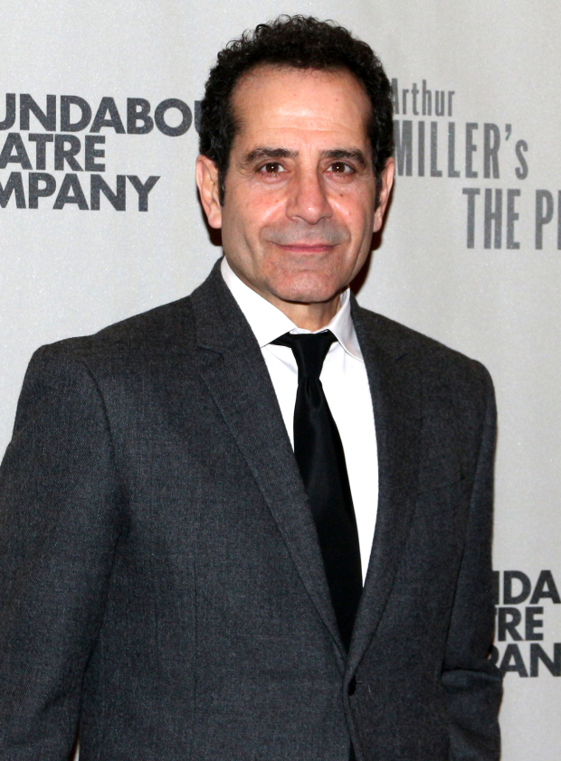 <p>Tony Shalhoub takes on the role of Walter Franz.</p><br />(© David Gordon)