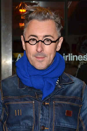 <p>Tony winner Alan Cumming will next be seen in Roundabout&#39&#x3B;s revival of the classic musical <em>Cabaret</em>.</p><br />(© David Gordon)