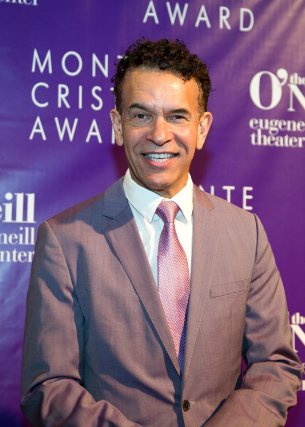<p>Tony winner Brian Stokes Mitchell currently appears in George C. Wolfe&#39&#x3B;s Broadway musical <em>Shuffle Along</em>.</p>