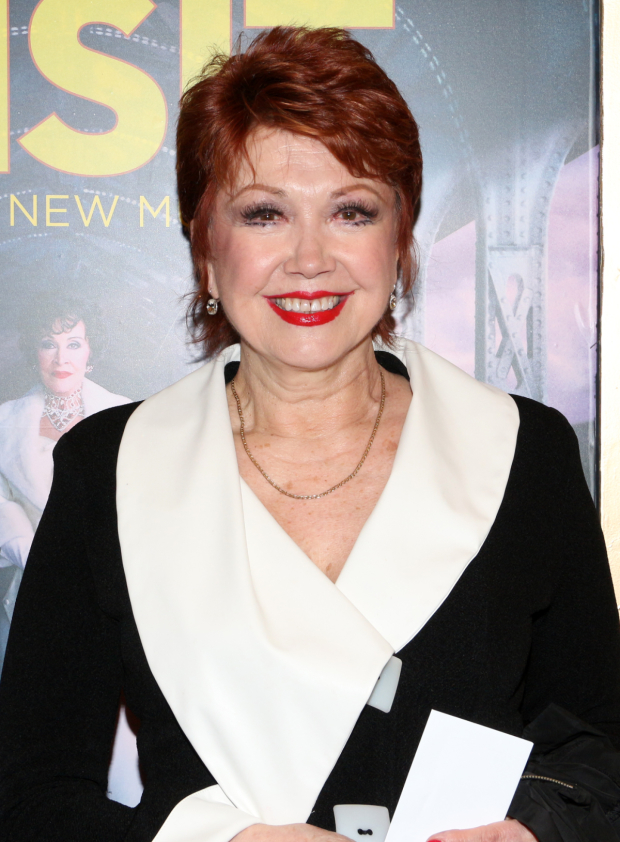 <p>Tony winner Donna McKechnie serves as the standby for Chita Rivera.</p><br />(© David Gordon)