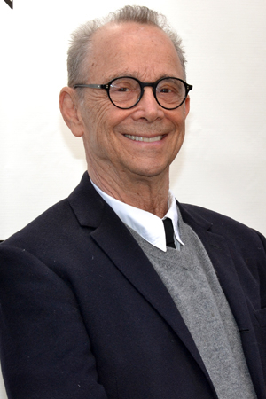 <p>Tony winner Joel Grey is thrilled to take in a new Broadway show.</p><br />(© David Gordon)
