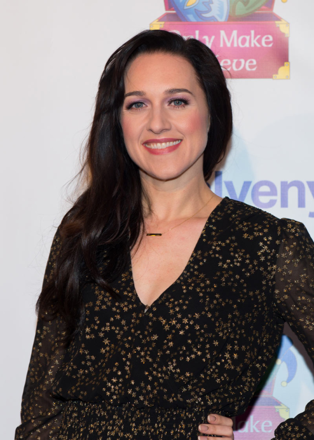 <p>Tony winner Lena Hall lent her talents to the evening.</p><br />(© Allison Stock)