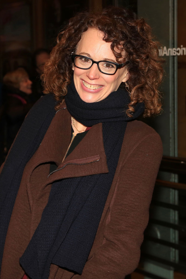 <p>Tony winner Rebecca Taichman was in the audience.</p><br />(© Tricia Baron)