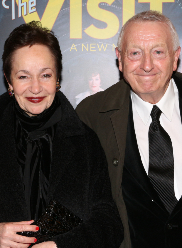 <p>Tony-winning lyricist Lynn Ahrens (seen with her husband, Neil Costa) wrote songs for Chita Rivera&#39&#x3B;s musical <em>The Dancer&#39&#x3B;s Life</em>.</p><br />(© David Gordon)