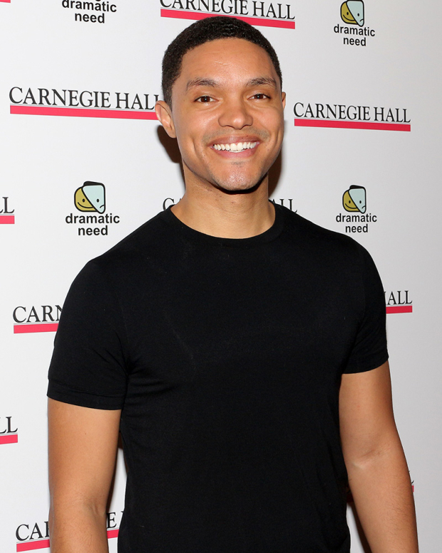 <p>Trevor Noah took part in &quot&#x3B;Pure Light in Tight Diesel Jeans,&quot&#x3B; adapted by Mongiwekhaya.</p><br />(© David Gordon)