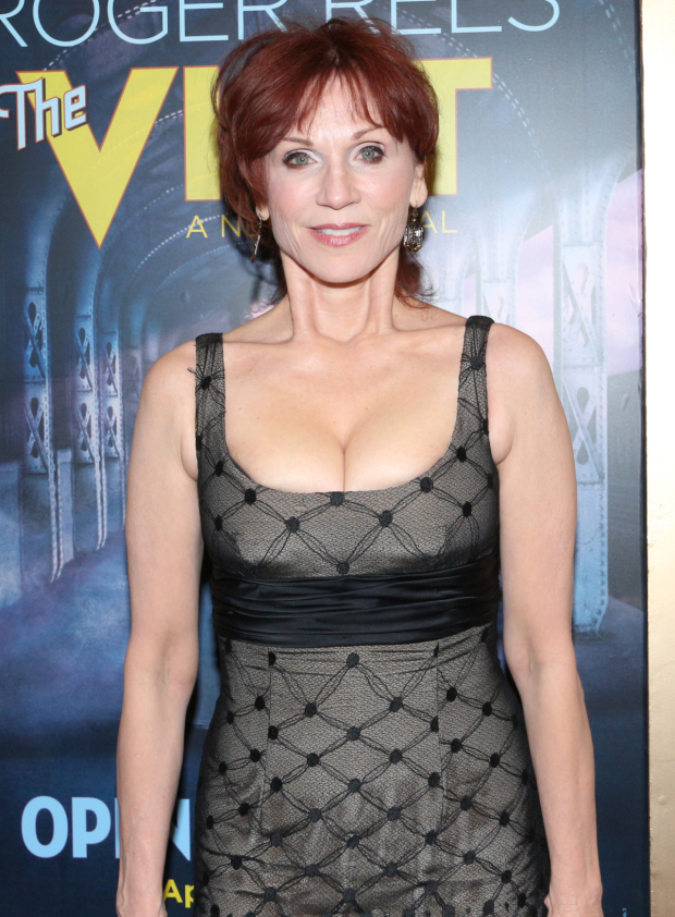 <p>TV favorite Marilu Henner played more than 400 performances as Roxie Hart in Kander and Ebb&#39&#x3B;s <em>Chicago</em>.</p><br />(© David Gordon)