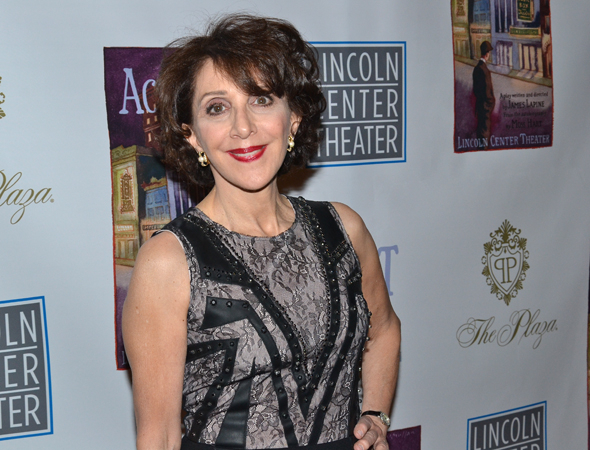 <p>Two-time Tony winner Andrea Martin plays Aunt Kate, Frieda Fishbein, and Beatrice Kaufman.</p><br />(© David Gordon)
