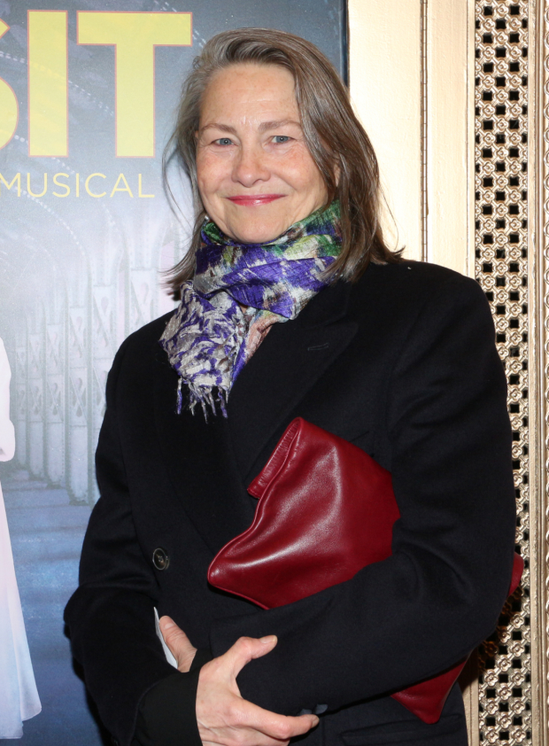<p>Two-time Tony winner Cherry Jones is thrilled to see the last Broadway opening of the season.</p><br />(© David Gordon)