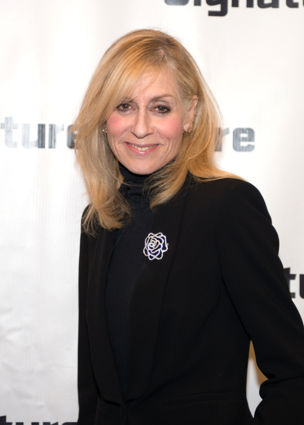 <p>Two-time Tony winner Judith Light appeared in Thomas Kail&#39&#x3B;s Broadway production of <em>Lombardi</em>.</p><br />(© Allison Stock)