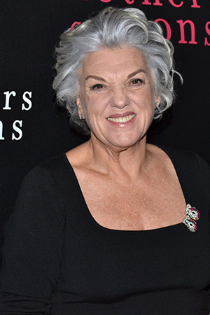 <p>Tyne Daly leads the company as Katharine Gerard.</p><br />(© David Gordon)