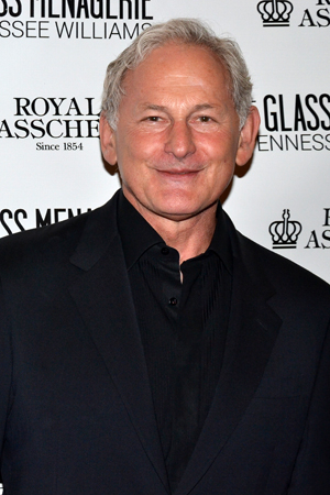 <p>Victor Garber is a fixture of Broadway opening nights.</p><br />(© David Gordon)